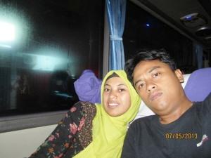 in Nusantara Bus